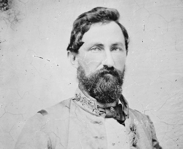 Portrait of William L. Cabell