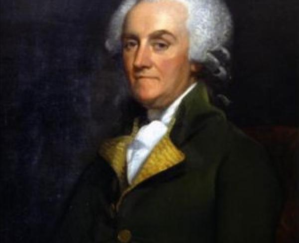 Portrait of William Franklin