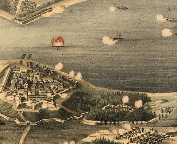 Yorktown Battle