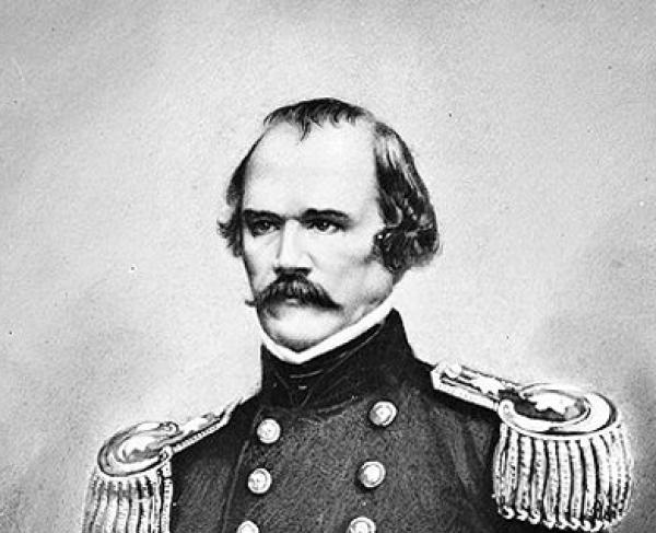 Portrait of Albert Sidney Johnston