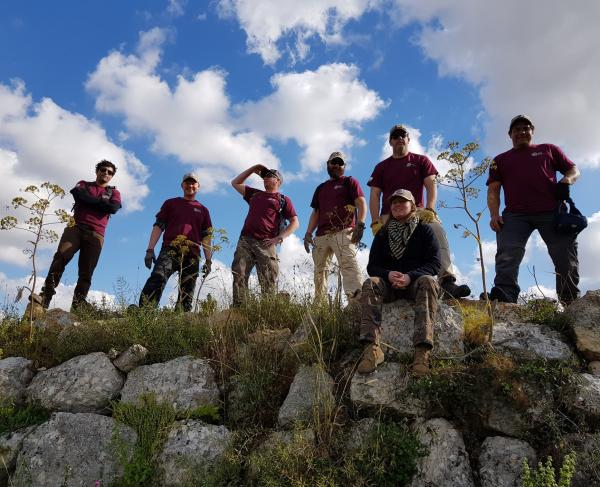American Veterans Archaeological Recovery Dig