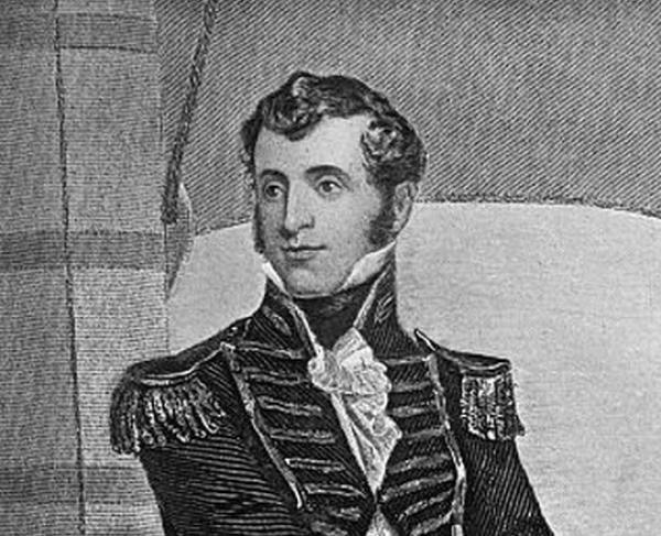 Portrait of Stephen Decatur