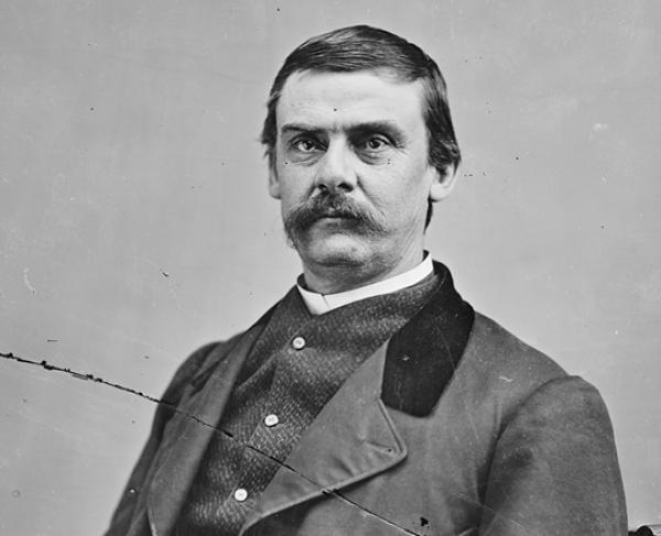 Portrait of John Echols