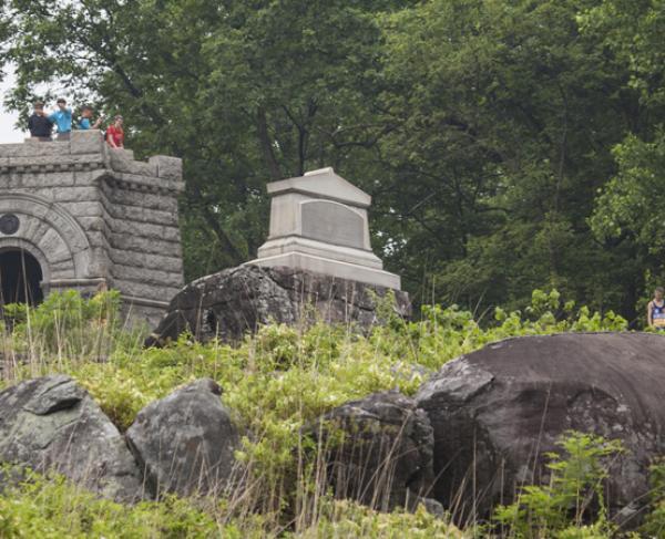 Gettysburg Facebook Live 2017 Hero