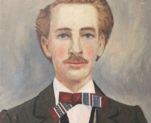 Portrait of George Wayne Anderson Jr.