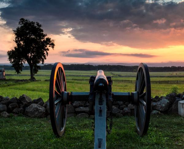 Make Some History This Weekend in Gettysburg Hero