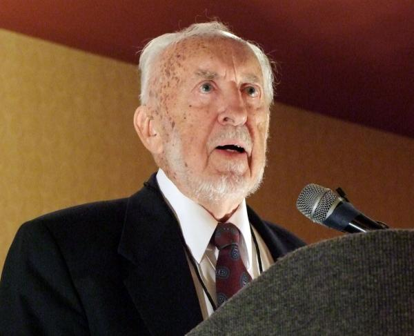 Hall of Fame Rev. Bob Bluford Square