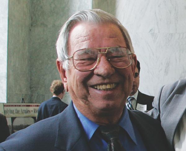 Hall of Fame Manuel Lujan Square