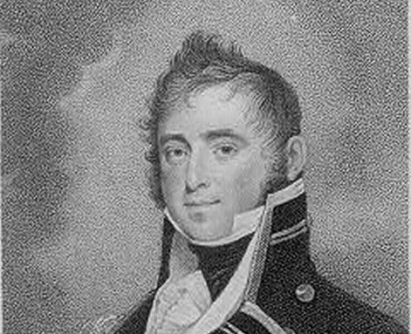 Portrait of James Lawrence