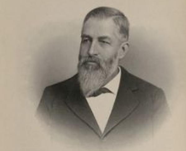 Portrait of Jedediah Hotchkiss