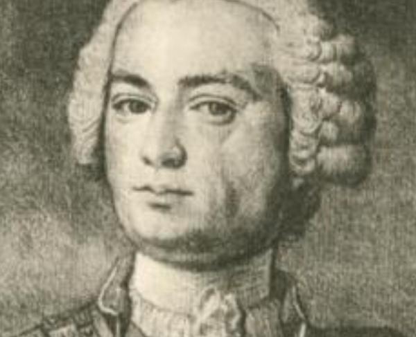 Portrait of Wilhelm von Knyphausen