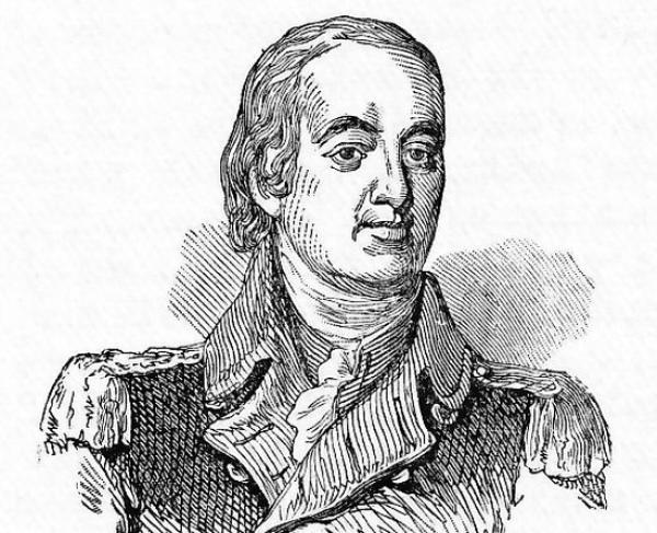 Portrait of William Alexander, Lord Stirling