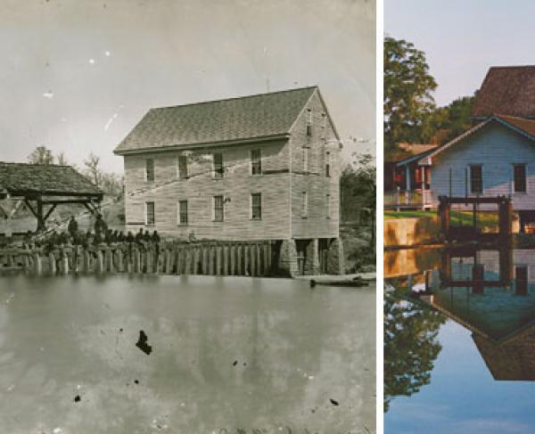 Mill Then and Now 2