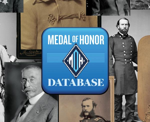 Medal of Honor Database Collage