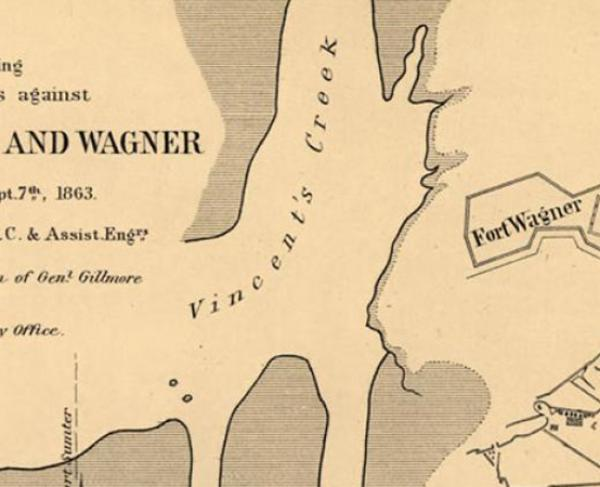 Fort Wagner and Sumter Defense