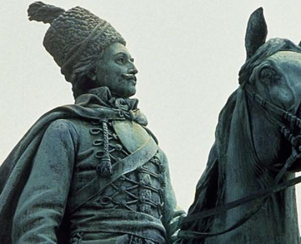 Portrait of Casimir Pulaski