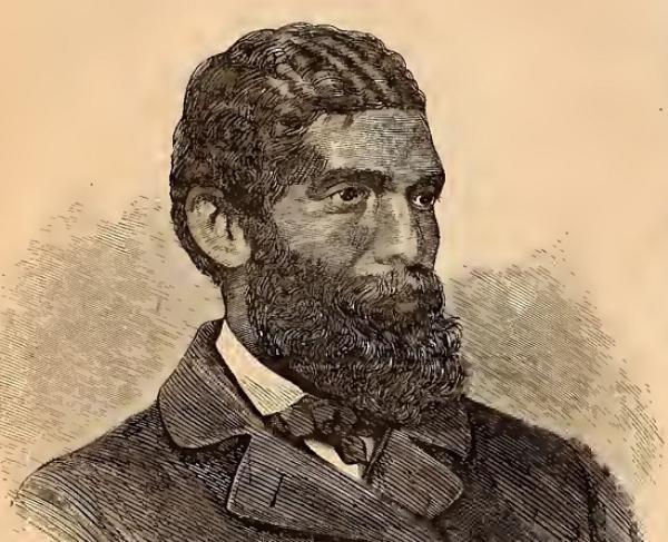 Portrait of John S. Rock