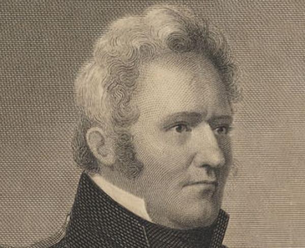 Portrait of Charles de Salaberry