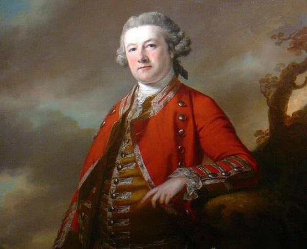 Portrait of Sir Robert Pigot