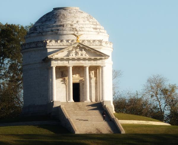 Picture of Vicksburg battlefield