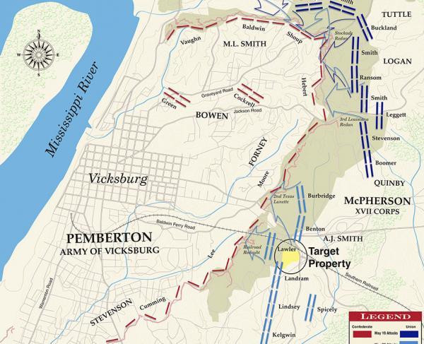 Battle and Siege of Vicksburg
