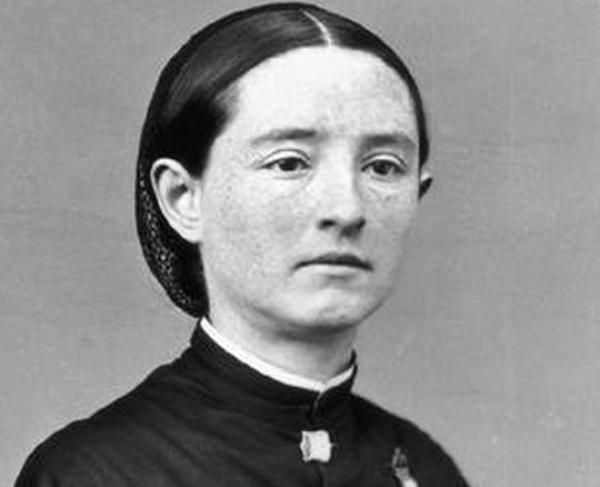 Portrait of Mary E. Walker