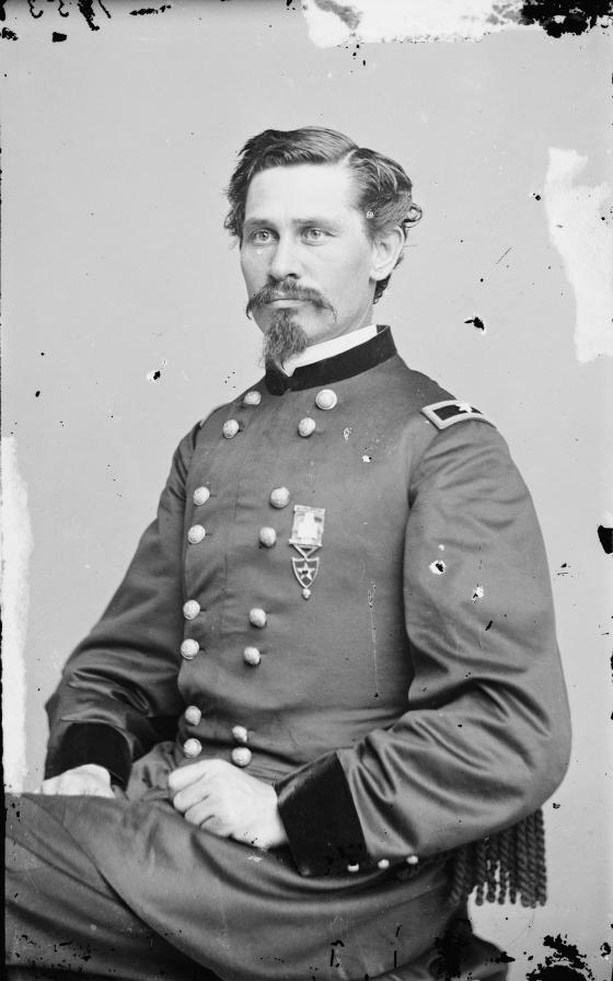 Orlando M. Poe