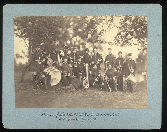 Elmira Cornet Band Arlington VA