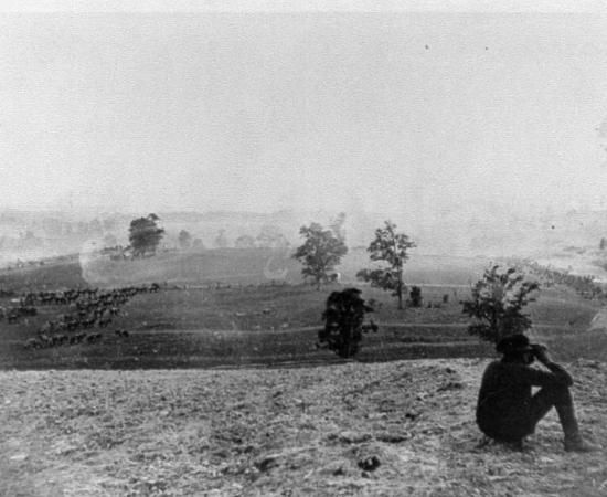 Antietam the Day Before the Battle