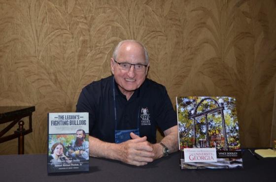 Vince_Dooley_Books