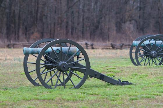 Pea Ridge Cannon