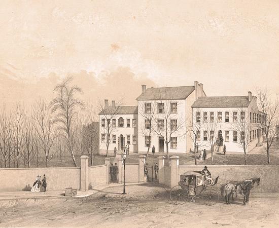 Female Seminary in Nashville