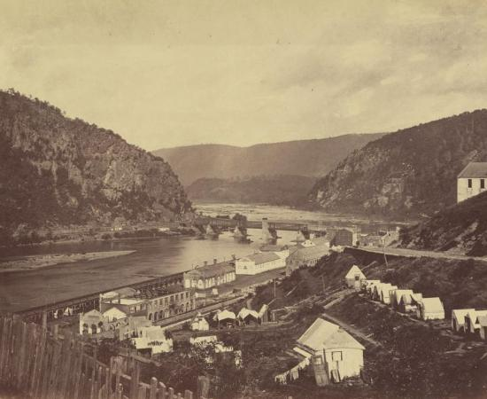 Harpers Ferry Square