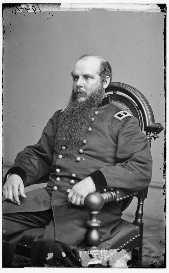 Major General John M. Schofield