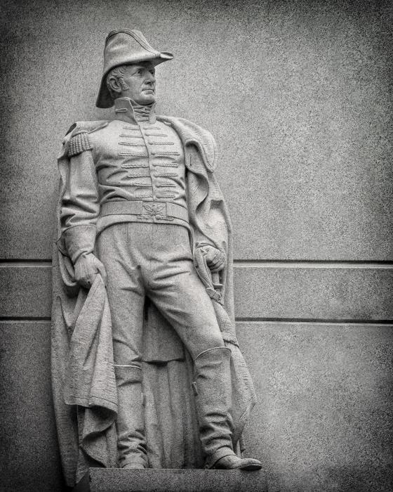 Harrison Monument at Tippecanoe
