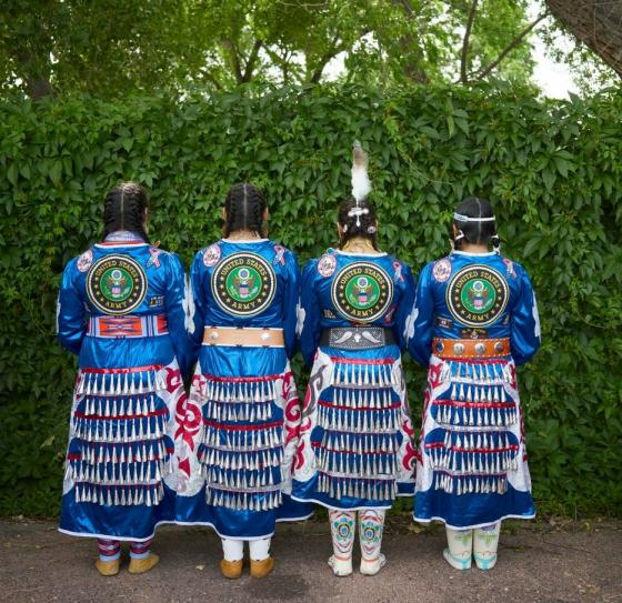 Native American service