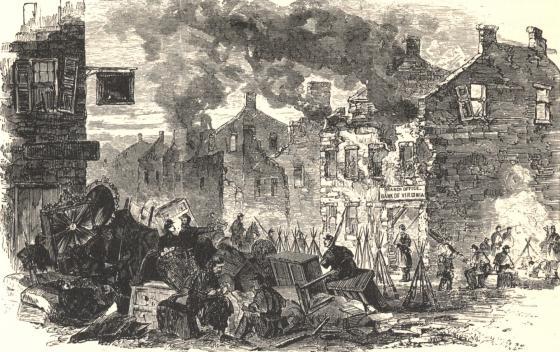 Burning of Fredericksburg