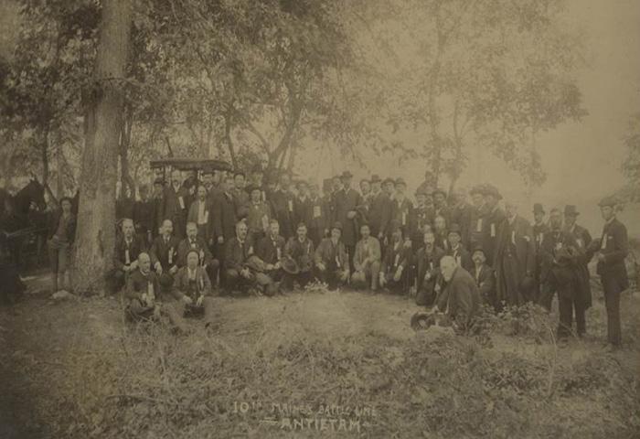 10th Maine Reunion 1889 (700px)