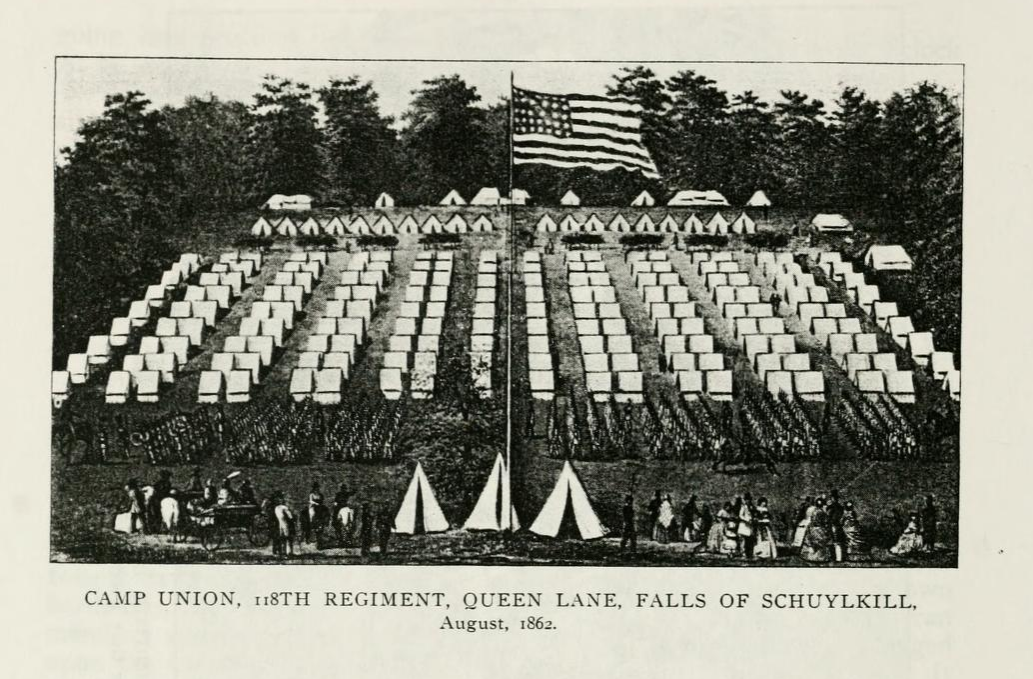 118th Regiment Camp Union