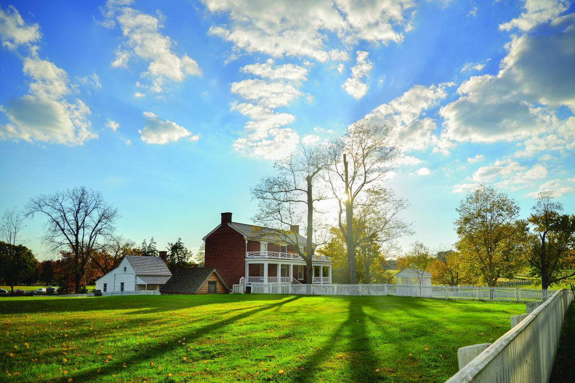 Appomattox - McLean House