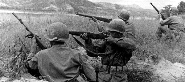 5th RCT Pusan 1950