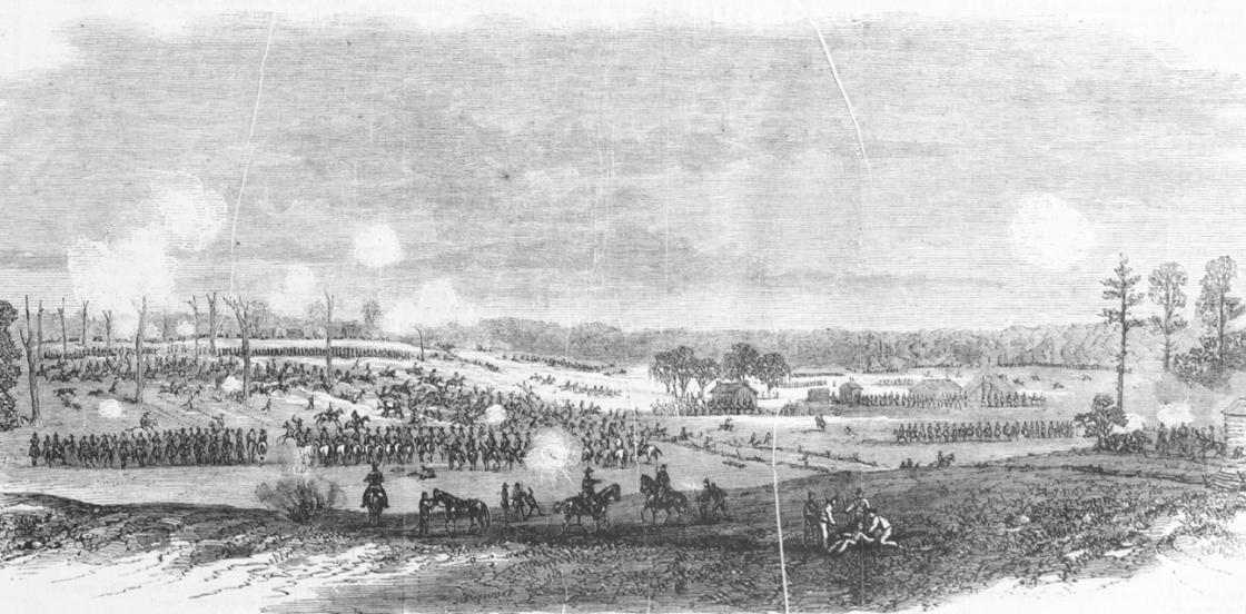 Battle of Mansfield