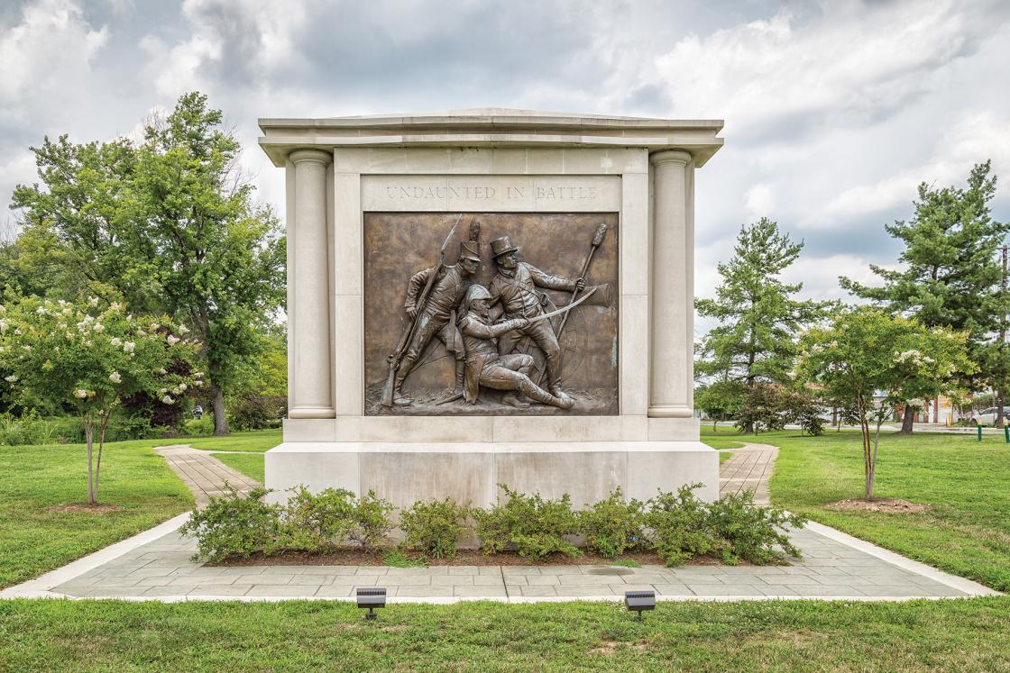 Battle of Bladensburg Memorial