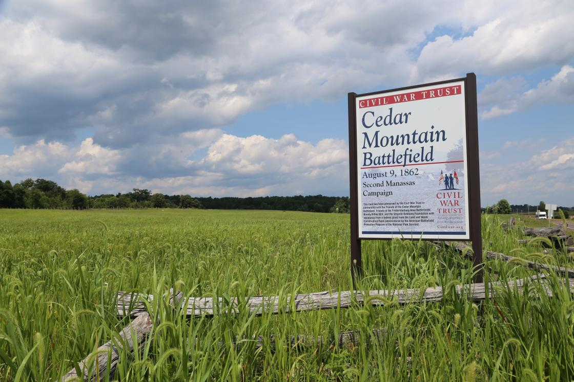 Cedar Mountain Battlefield (CWT_Ullman)