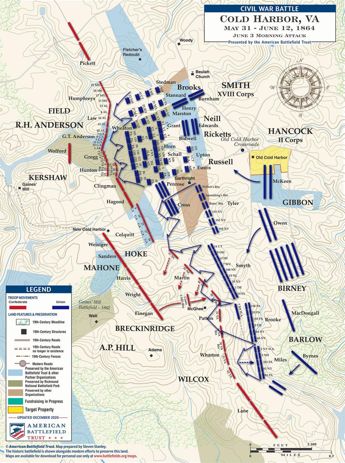 Cold Harbor - June 3, 1864 (December 2020)