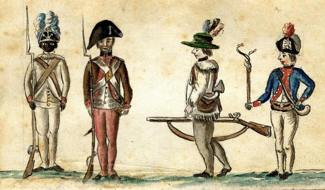 Continental Soldiers