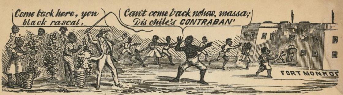 Contraband Cartoon