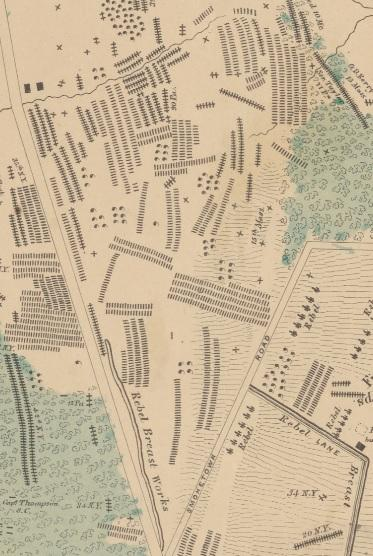 Cornfield and Epicenter