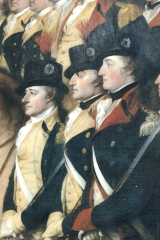 Trumbull's Surrender of Lord Cornwallis