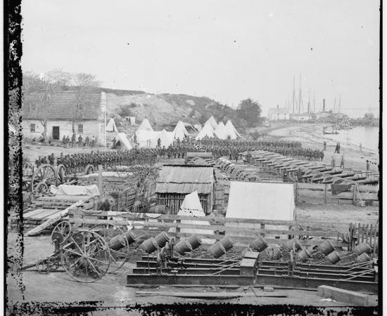 Federal Artillery Park Square